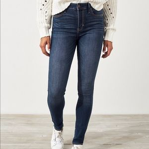 Hollister High rise waisted Super Skinny Jeans